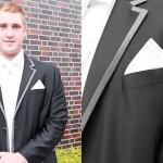Hochzeit-Bräutigam-Anzug