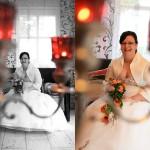 Hochzeitsfotos-Braut-Sofa