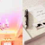 Hochzeitsfotos-Feier-Gästebuch