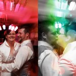 Saal-Hochzeit-Ehrentanz
