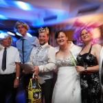 Saal-Hochzeit-Spiel