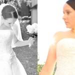 Charmed Wall-Hochzeitsfotograf-Braut