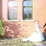 Charmed Wall-Hochzeitsfotograf-Paarfotos