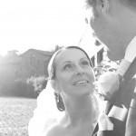 Charmed Wall-Hochzeitsfotograf-Paarshooting