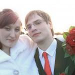 Hochzeitsfotografie-Charmed Wall-Minden