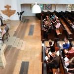 Braut-Einmarsch-Kirche-Fotograf