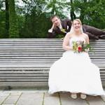 Bilder-Charmed Wall-Hochzeit