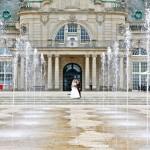 Bilder-Charmed Wall-Springbrunnen