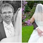 Charmed Wall-Fotograf-Hochzeitsbilder