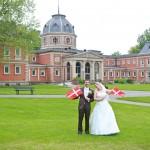 Charmed Wall-Fotograf-Hochzeitsfotos