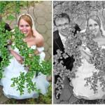 Marc Lehwald-Charmed Wall-Hochzeitsfoto